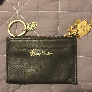 Juicy couture change/card purse